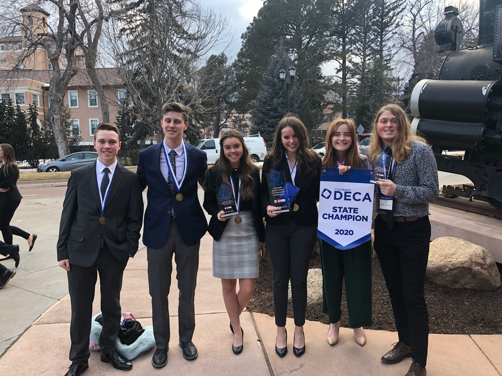 DECA State Recognized