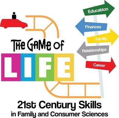 Game of Life listing 21st century skills
