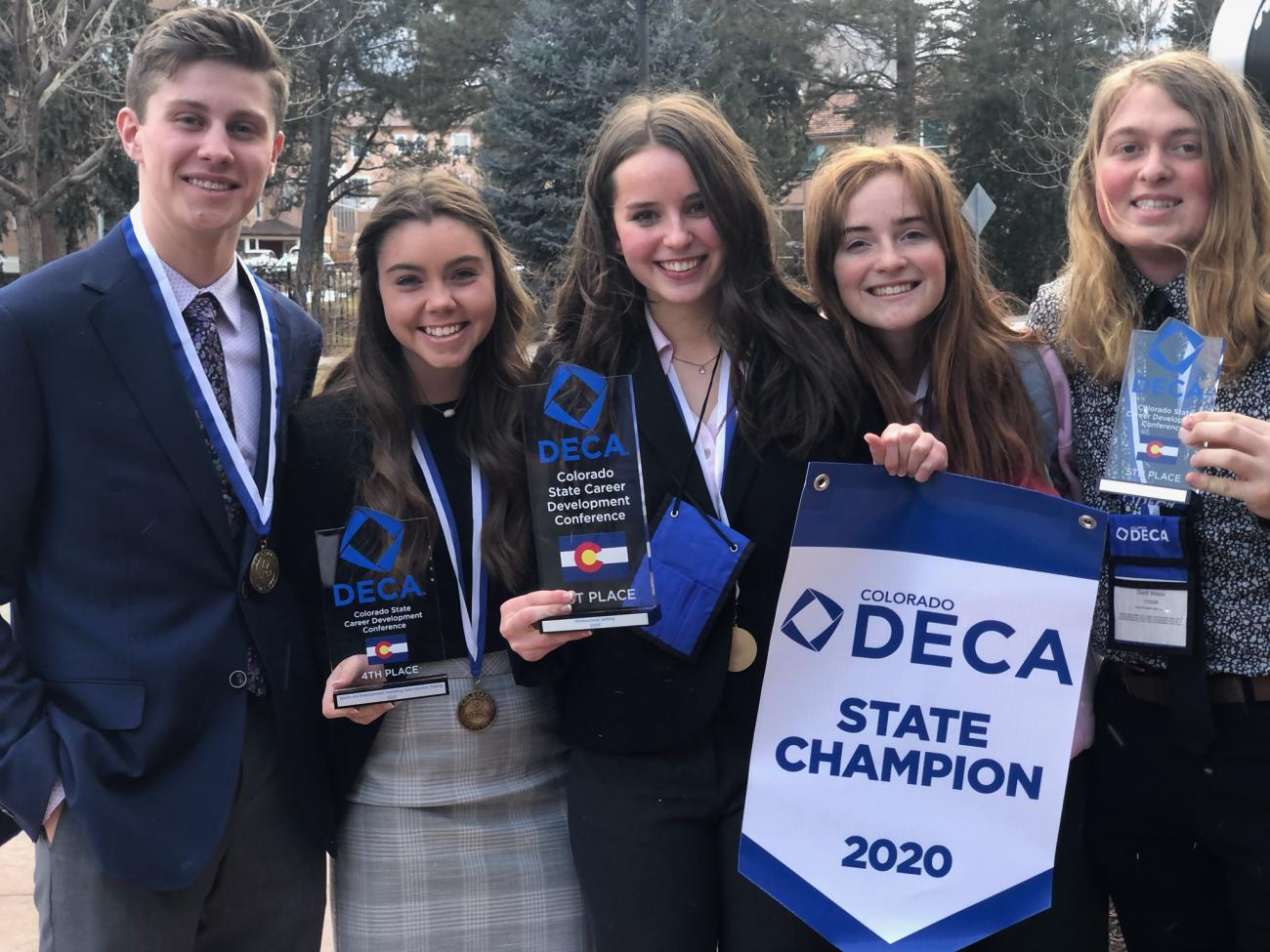 Deca National Qualifiers
